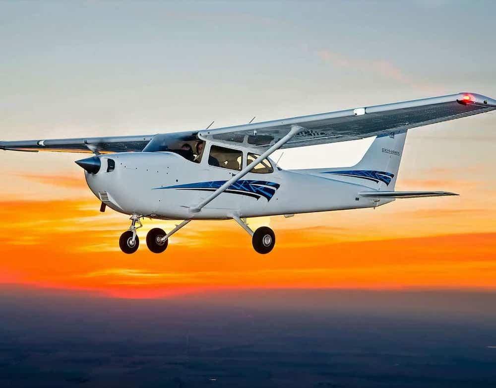 Las mejores aeronaves pequeñas que puedes comprar hoy: Cessna 172