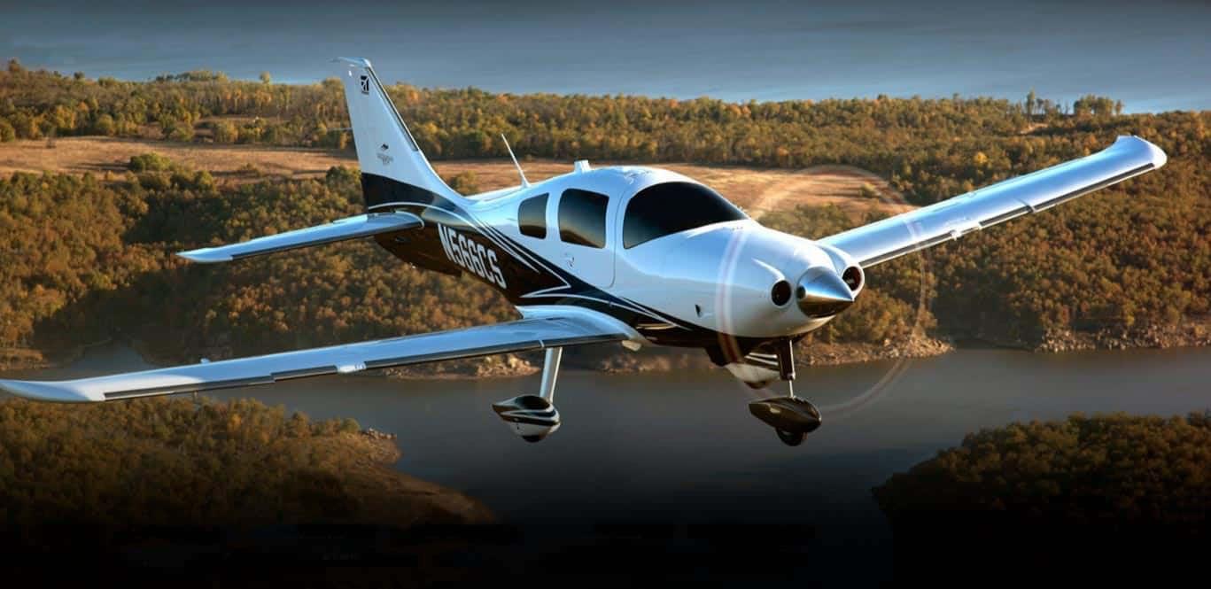 Las mejores aeronaves pequeñas que puedes comprar hoy: Cessna TTx