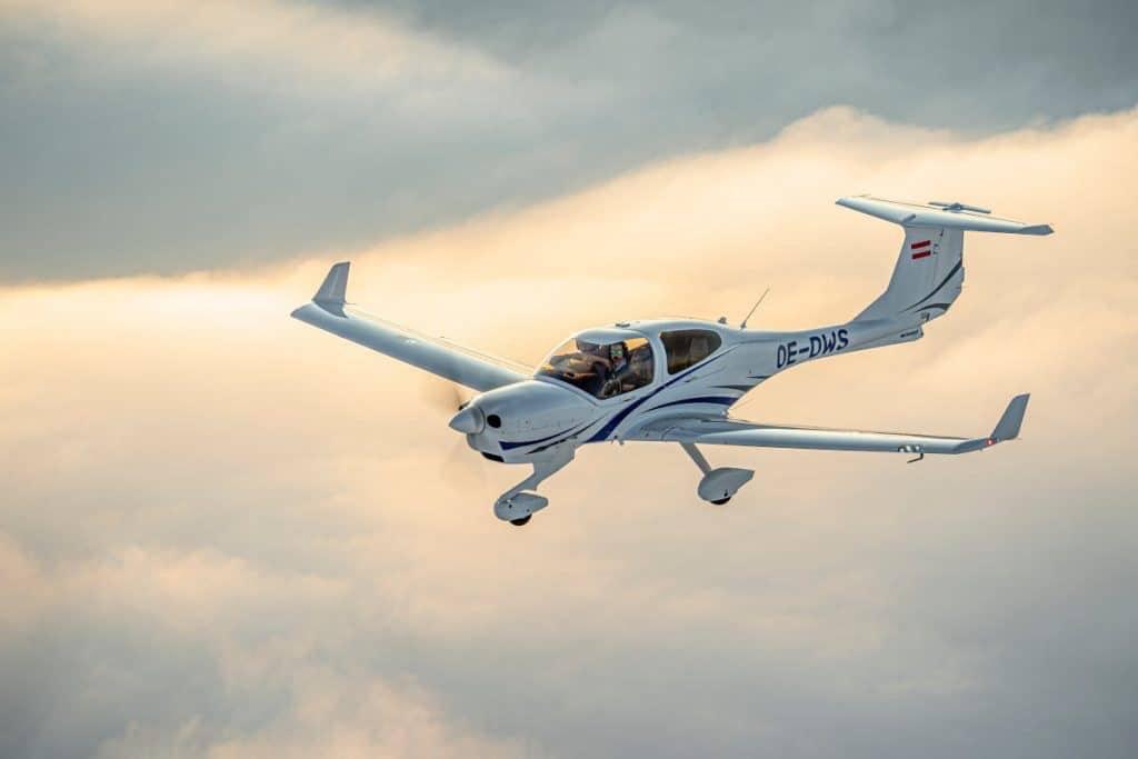 Las mejores aeronaves pequeñas que puedes comprar hoy: Diamond DA40 NG