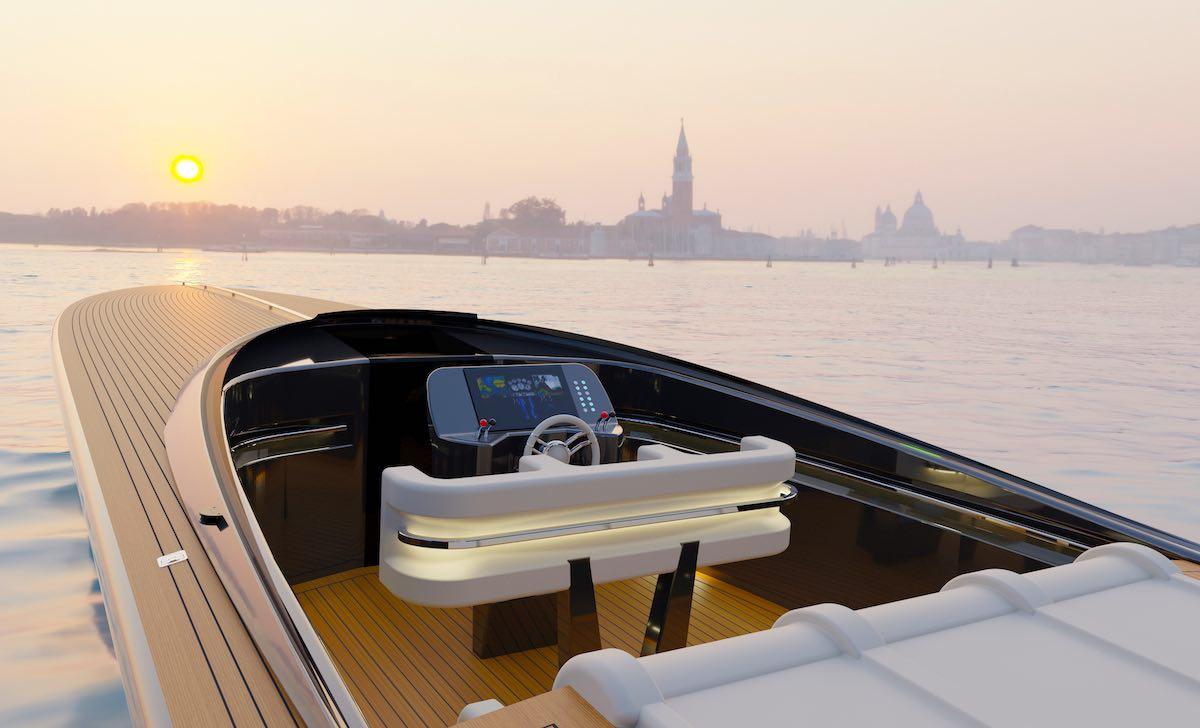G-Fifty: El rediseño de un icónico barco de motor construido en 1967 para Gianni Agnelli, diseñado por Sonny Levi y PMP Designs