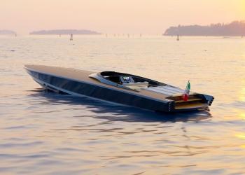 Levi Designs y PMP Design han presentado una nueva serie de renders de la lancha motora G-Fifty.