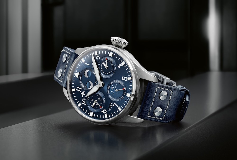 Las 12 mejores marcas de relojes de lujo del mundo: IWC Schaffhausen