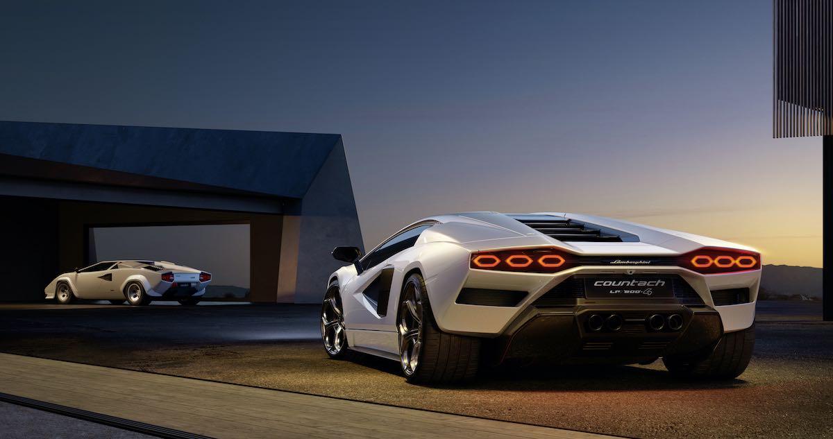 Lamborghini presenta el totalmente reinventado Countach LPI 800-4 2022 de $2,6 millones