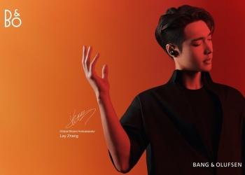 Bang & Olufsen anuncia a Lay Zahng como embajador oficial en China