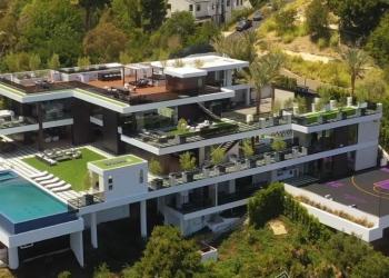 Otra obra maestra diseñada y construida por Ramtin Ray Nosrati vendida en Los Ángeles