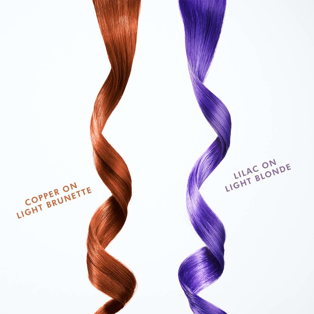 Descubre las dos increíbles nuevas tonalidades que te dan más oportunidades para experimentar mientras nutres tu cabello.