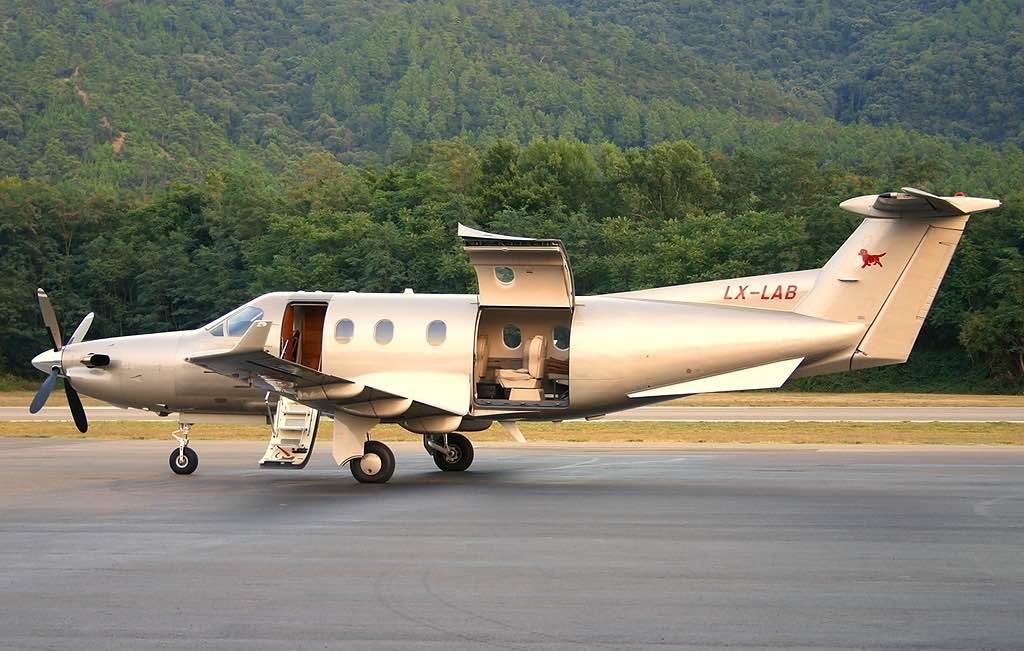Las mejores aeronaves pequeñas que puedes comprar hoy: Pilatus PC-12 NG