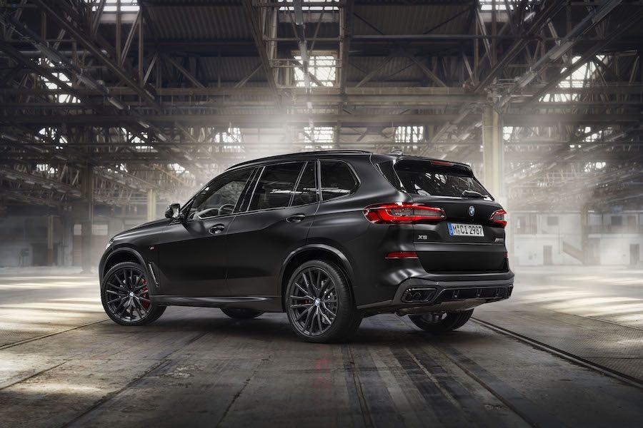 Nueva edición limitada Black Vermilion para el BMW X5 y BMW X6