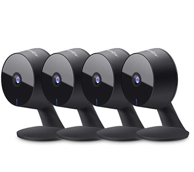 Las mejores cámaras de seguridad a la venta en Amazon: LaView