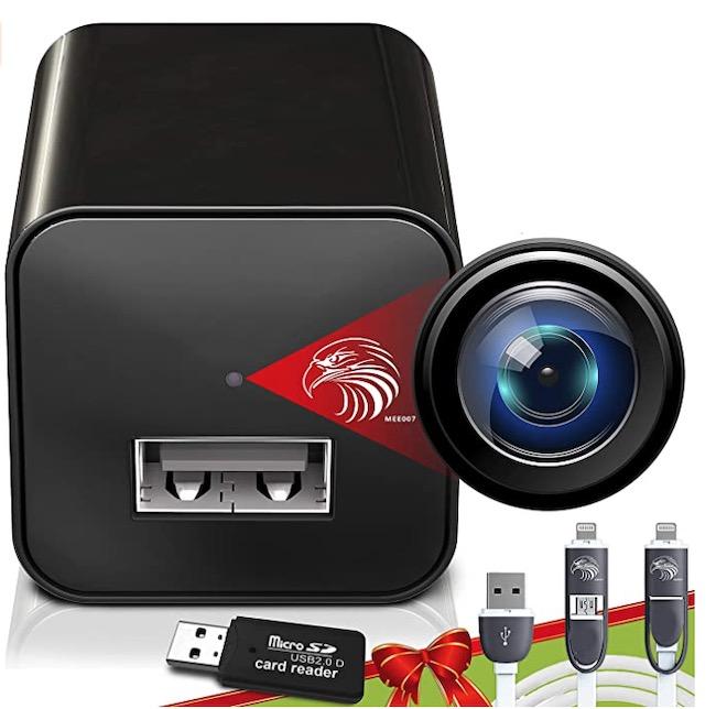 Las mejores cámaras de seguridad a la venta en Amazon: HD Nanny Cam