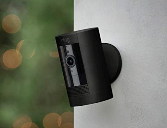 Las mejores cámaras de seguridad a la venta en Amazon: Ring Stick Up Cam