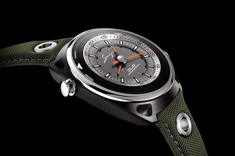 Singer Reimagined presenta nuevo reloj.