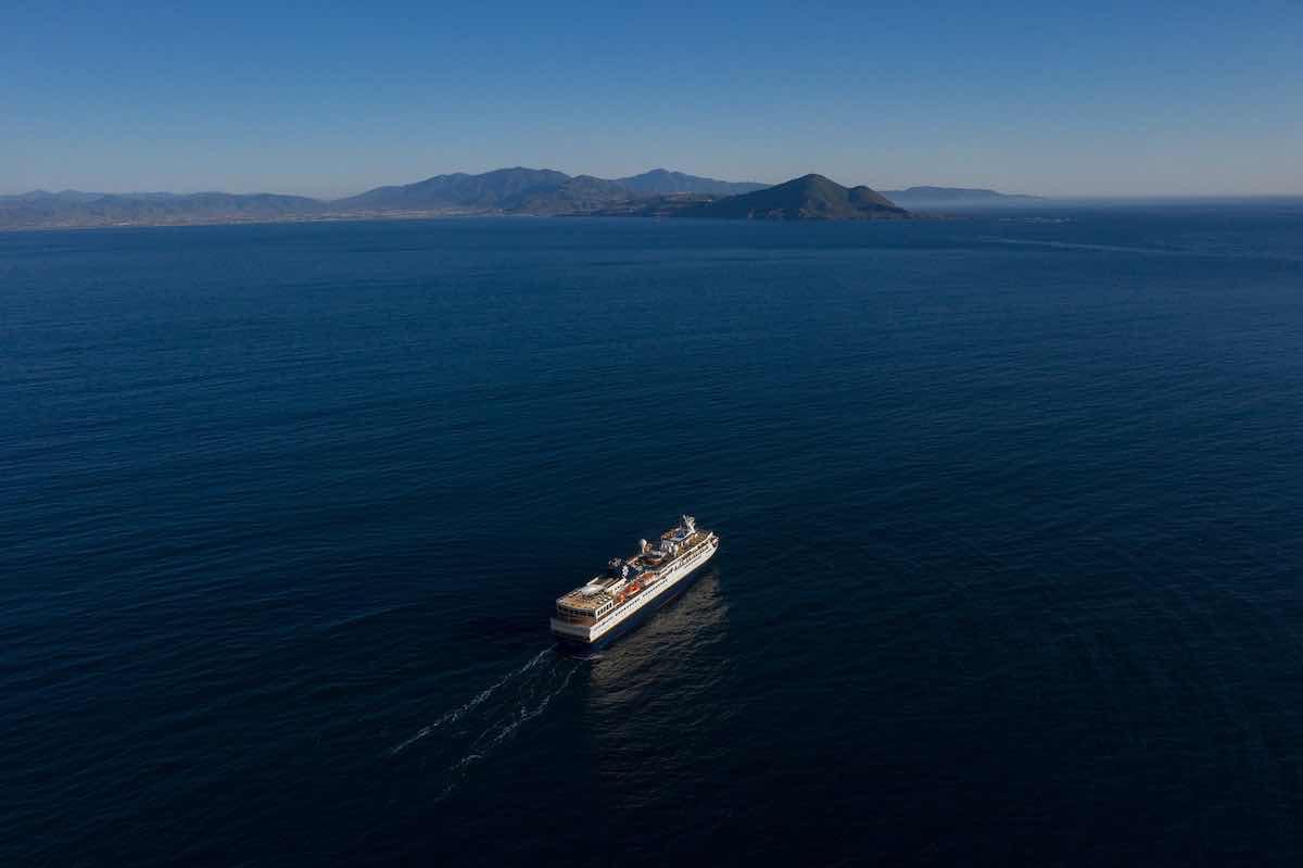 Vidanta Cruises.