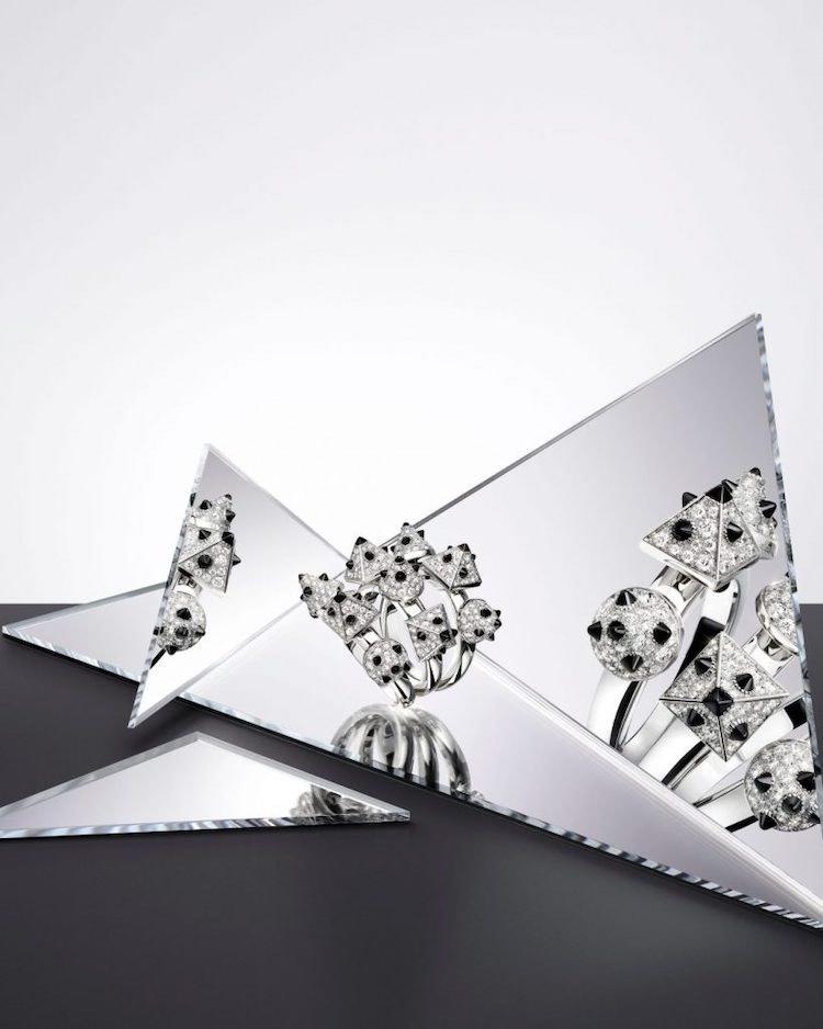 Lily Collins es la nueva cara de Cartier Clash [Un]limited