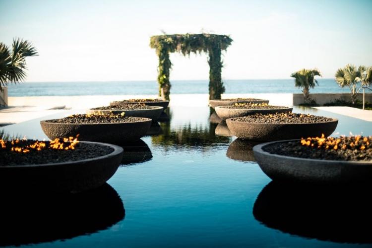 Nobu Hotel Los Cabos: Un lugar para celebrar el amor de una manera muy especial