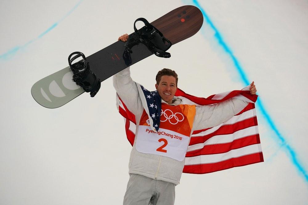 Shaun White: Los atletas olímpicos más ricos del mundo de 2021