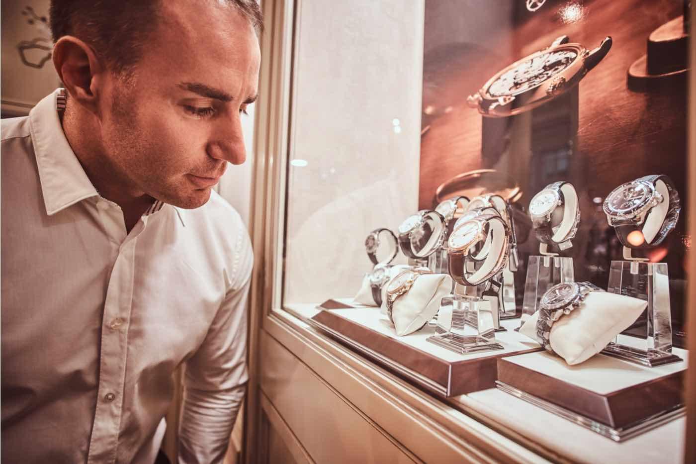 Las 12 mejores marcas de relojes de lujo del mundo.