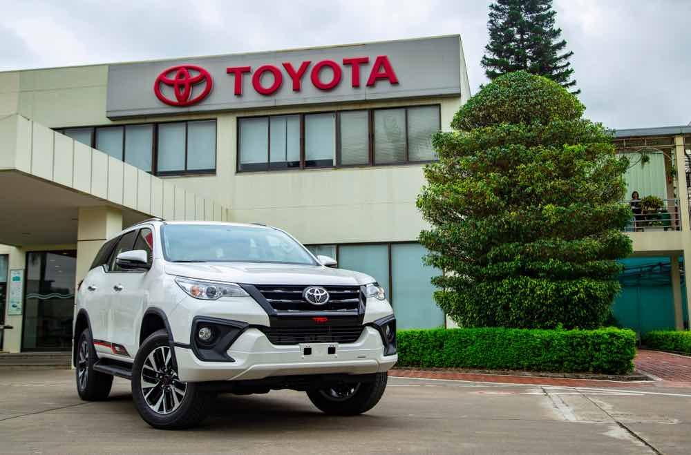 Las empresas más grandes del mundo en 2021: Toyota Motor