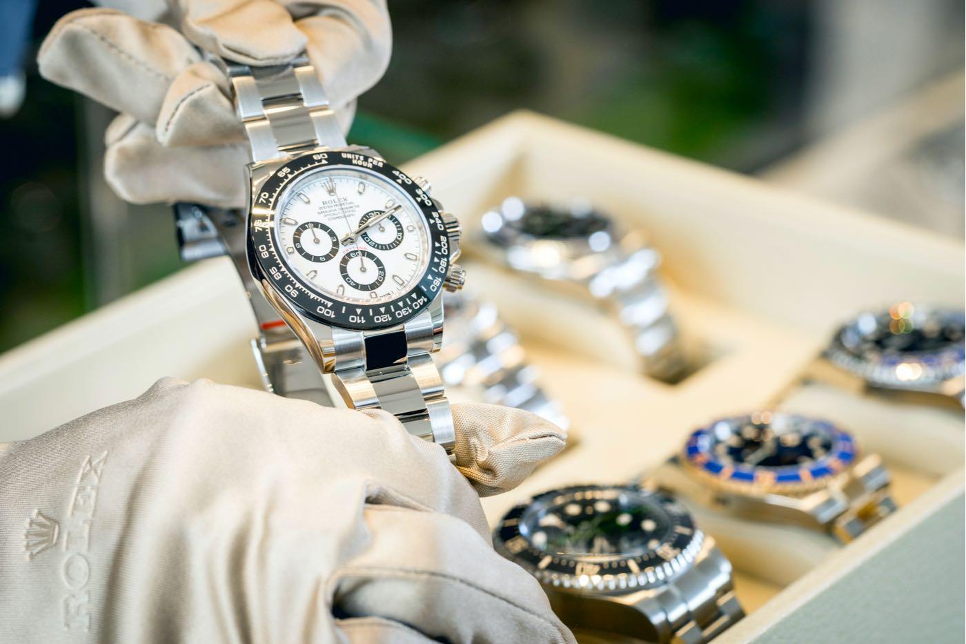 Cómo Rolex se convirtió en la marca de relojes de lujo #1 del mundo.
