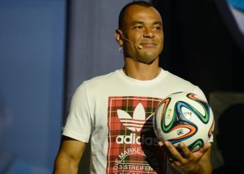 Ex futbolista brasileño Cafú.