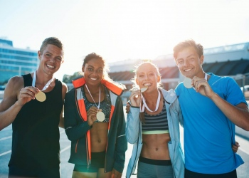 Atletas olímpicos