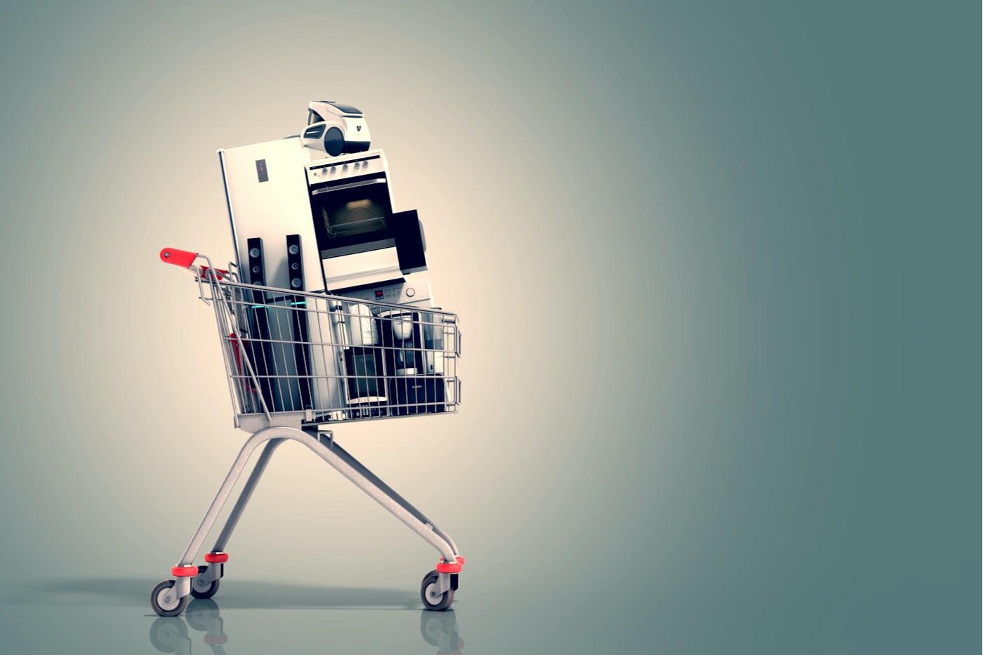 El boom tecnológico: las compras de electrónica han crecido 3.4 veces en España