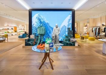 Louis Vuitton abre una tienda exclusiva para hombres en Houston Galleria, Texas