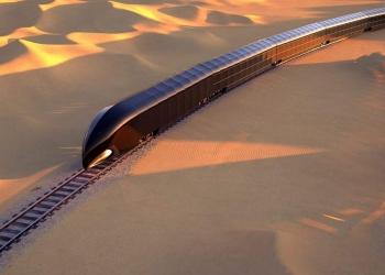 El diseñador francés Thierry Gaugain ha creado el primer tren privado de lujo del mundo que podría costar más de $300 millones