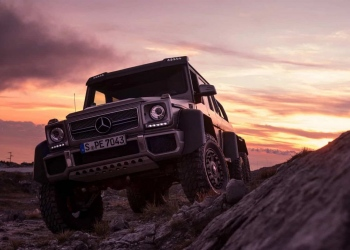 Mercedes-Benz G 63 AMG 6×6