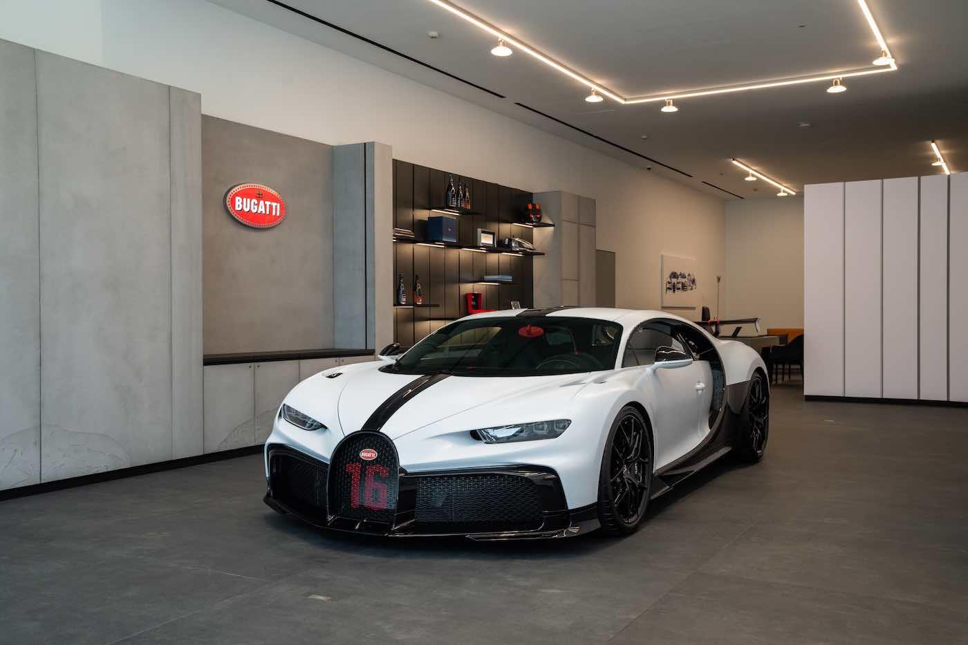 Conozca todos los impresionates costos de tener un Bugatti Chiron Pur Sport