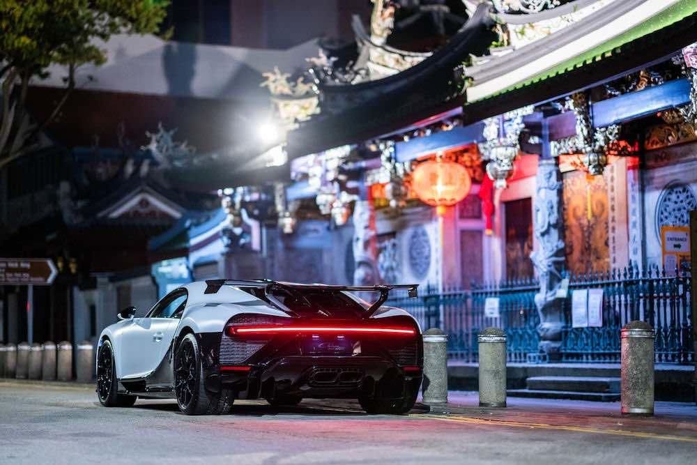 Conozca todos los increíbles costos de tener un Bugatti Chiron Pur Sport