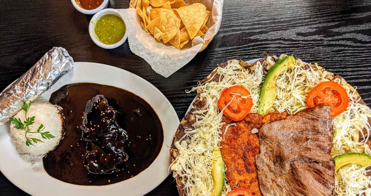 DINE LATINO Restaurant Week: Gish Bac