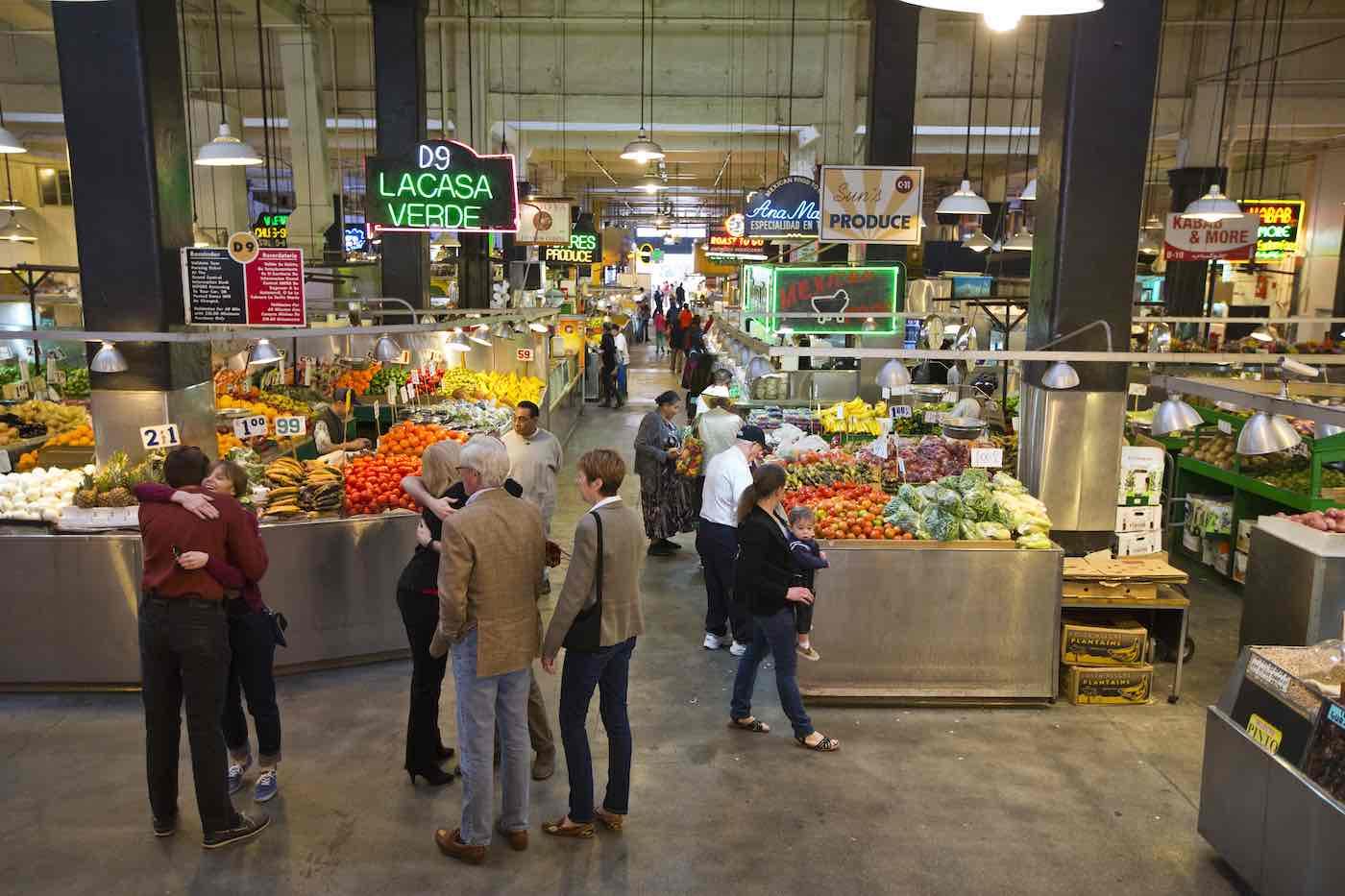 DINE LATINO Restaurant Week: Grand Central Market