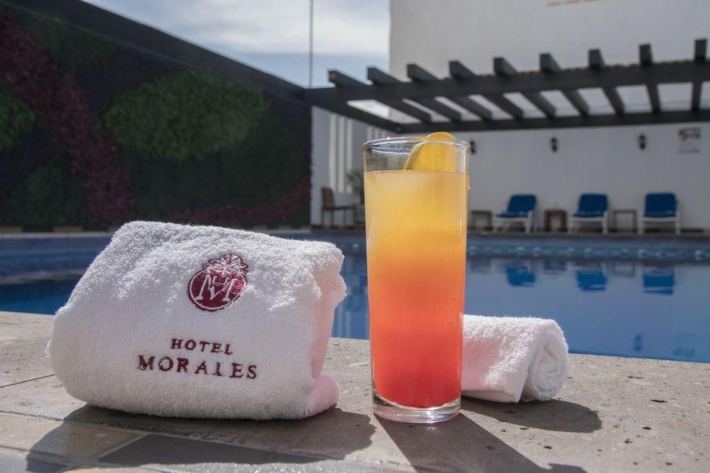 Los hoteles con las mejores terrazas en México: Hotel Morales Historical & Colonial Downtown Core en Guadalajara, Jalisco
