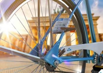 Rodada a Ámsterdam: ¡Gánale al avión con tu bici!