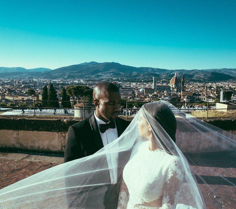 Vacaciones de las Kardashian en Florencia, Italia