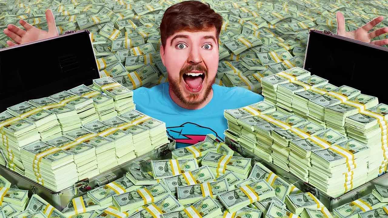 El YouTuber MrBeast revela que gasta 48 millones de dólares al año haciendo sus vídeos