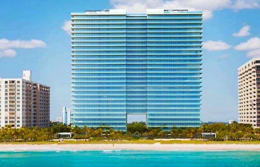 Los edificios de condominios más caros de Miami: Oceana Bal Harbour
