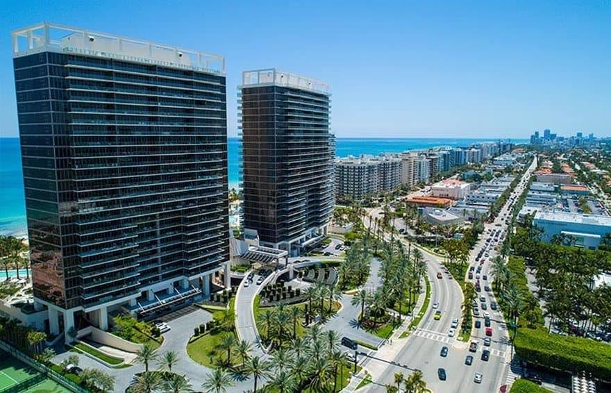 Los edificios de condominios más caros de Miami: St. Regis Bal Harbour
