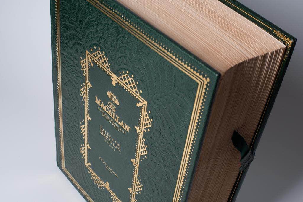 The Macallan desvela Tales of The Macallan Volumen 1