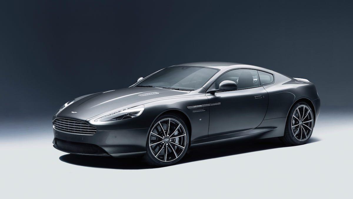 Aston Martin DB9 (Kim y Kanye)