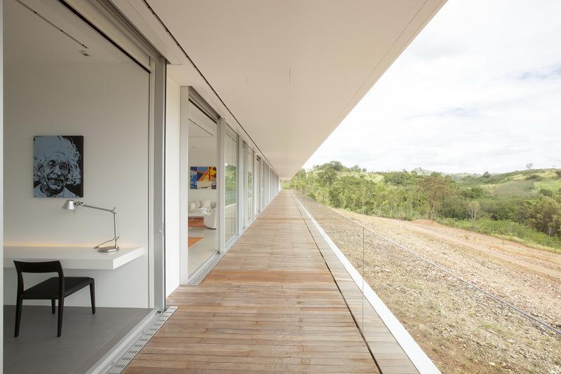 La casa más larga del mundo tiene 150 metros de largo