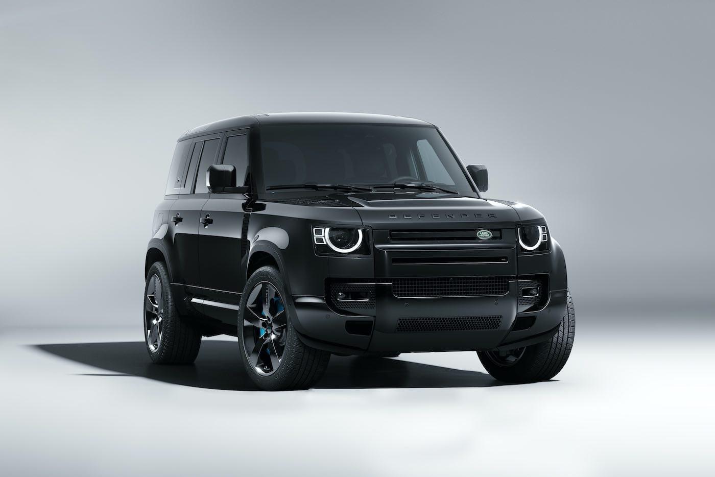 Land Rover sólo producirá 300 del SUV de lujo.