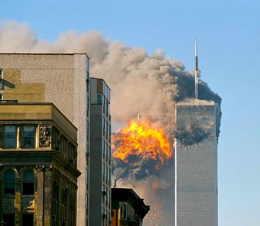 Ataques a las Torres Gemelas: 11 de septiembre