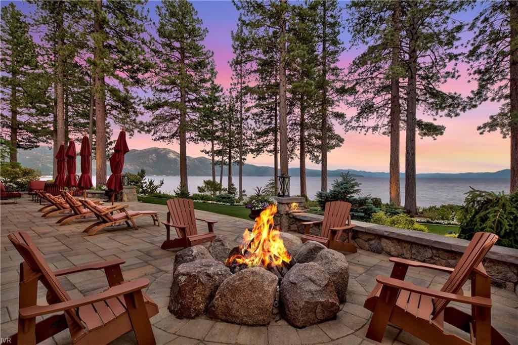Lujosa mega mansión en Lake Tahoe es listada por $60 millones