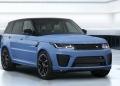 Range Rover Sport SVR Ultimate Edition 2022