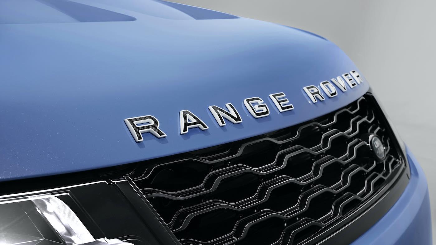 El SUV Range Rover más rápido y potente hasta la fecha.