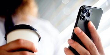 Nuevo smartphone Apple iPhone 11 Pro.