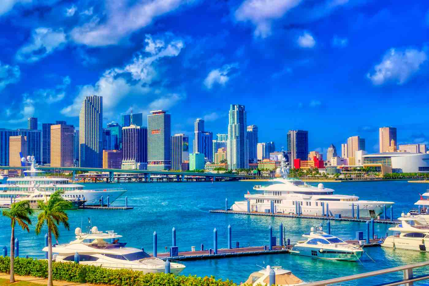 Los 15 edificios de condominios más caros de Miami
