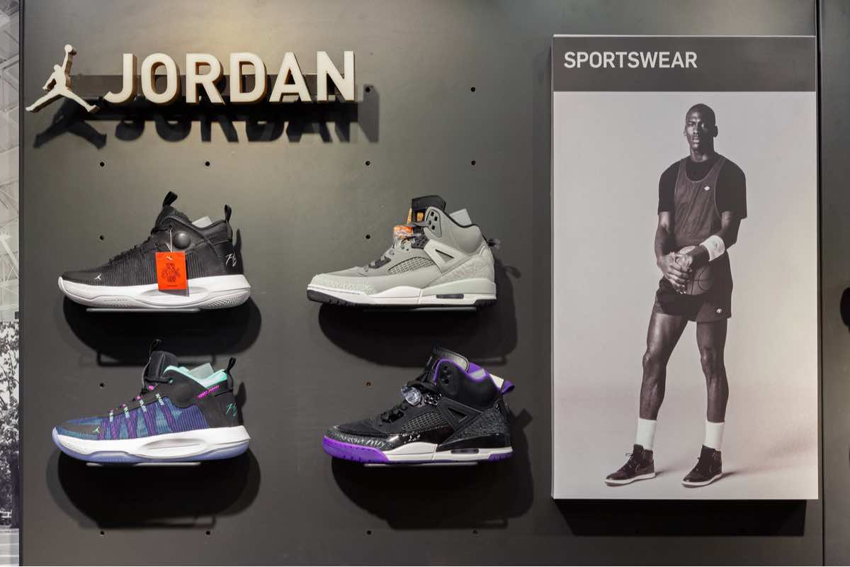 Zapatillas Jordans - Michael Jordan